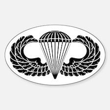 Airborne Stencil Decal
