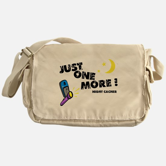 Just One More! Messenger Bag