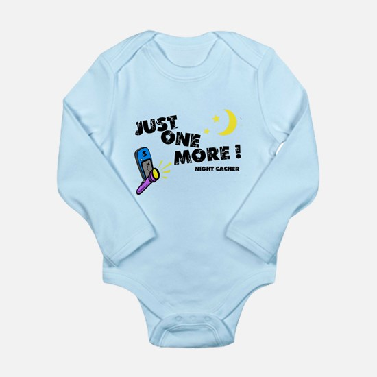 Just One More! Long Sleeve Infant Bodysuit