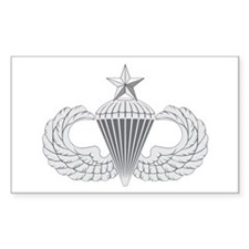 Airborne Senior Decal