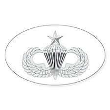 Airborne Senior Decal