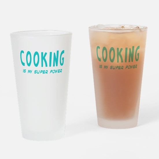 Super Power: Cooking Drinking Glass