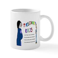 Pregnant Rules Mug