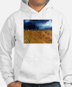 Art By Sandy Wager Painting Hoodie