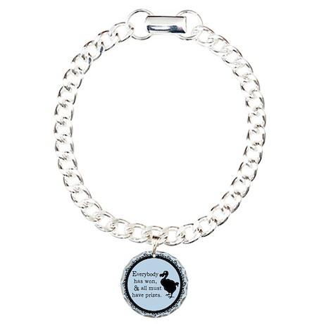 Alice Dodo Everybody Has Won Charm Bracelet, One C