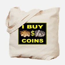COIN BUYER Tote Bag