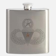 Master Airborne Combat Jump Flask