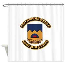 AAC - 306th Bomb Group Shower Curtain