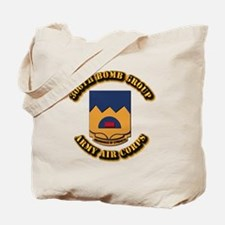 AAC - 306th Bomb Group Tote Bag