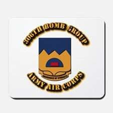 AAC - 306th Bomb Group Mousepad