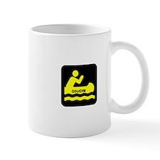 Douche Canoe Mug
