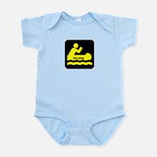 Douche Canoe Infant Bodysuit