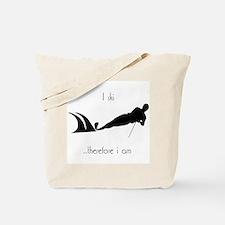 Waterskiing  Tote Bag