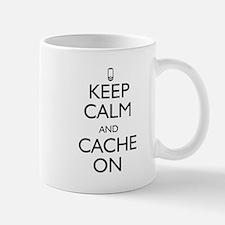 Keep Calm and Cache On Mug