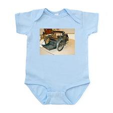 1898 Tri-Car Infant Bodysuit