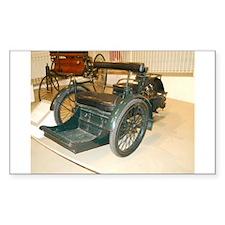 1898 Tri-Car Decal