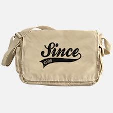 Since 1996 - Birthday Messenger Bag