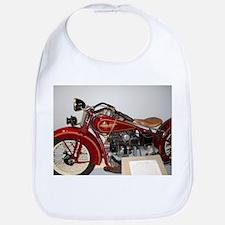 1931 Motorcycle Beauty Bib