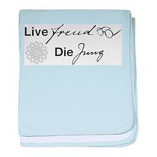 Live Freud, Die Jung baby blanket