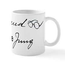 Live Freud, Die Jung Mug