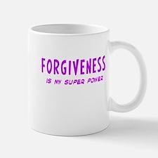 Super Power: Forgiveness Small Small Mug