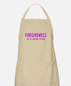 Super Power: Forgiveness Apron
