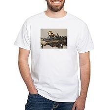 Steam Car Engine Shirt