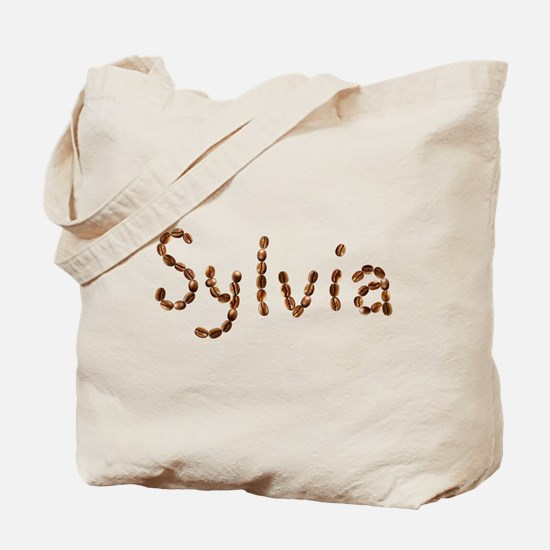 Sylvia Coffee Beans Tote Bag