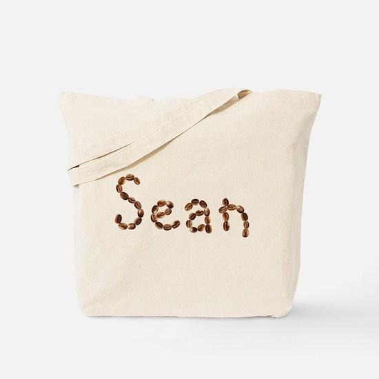 Sean Coffee Beans Tote Bag