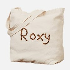 Roxy Coffee Beans Tote Bag