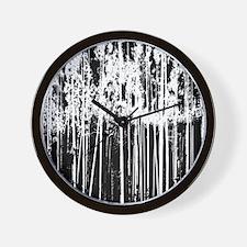 Tree Silhouettes Wall Clock