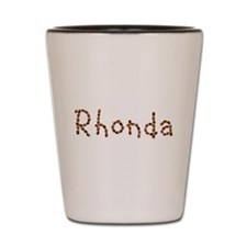 Rhonda Coffee Beans Shot Glass
