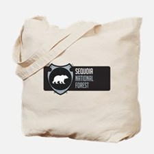 Sequoia Arrowhead Badge Tote Bag