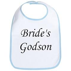 Bride's Godson. Bib