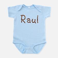Raul Coffee Beans Infant Bodysuit