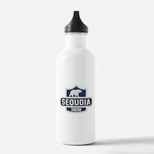 Sequoia Nature Badge Water Bottle