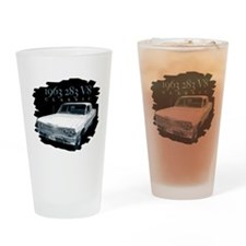 Unique Classic car Drinking Glass