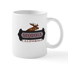 Sequoia Fleur de Moose Mug