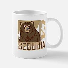 Sequoia Grumpy Grizzly Mug