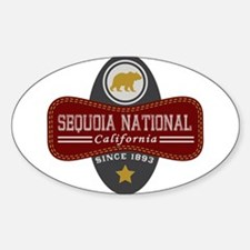 Sequoia Natural Marquis Decal