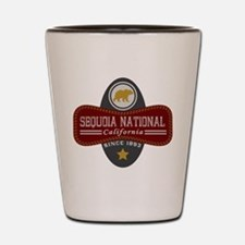 Sequoia Natural Marquis Shot Glass