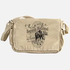 Sequoia Vintage Moose Messenger Bag