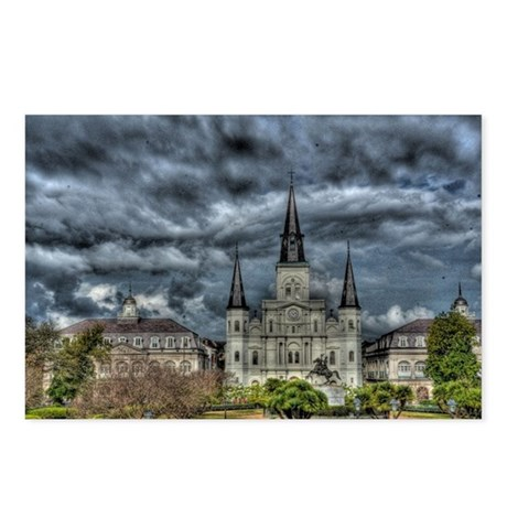 Jackson Square, New Orleans Postcards (Package of