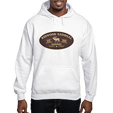 Redwood Belt Buckle Badge Hoodie