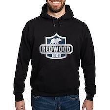 Redwood Nature Badge Hoodie