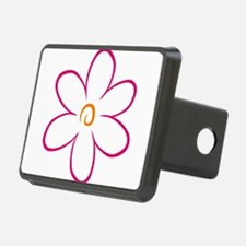 flower Hitch Cover
