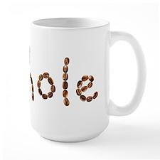 Nichole Coffee Beans Mug