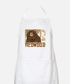 Redwood Grumpy Grizzly Apron