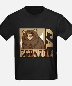 Redwood Grumpy Grizzly T