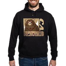Redwood Grumpy Grizzly Hoodie